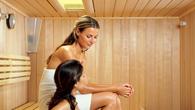 Sauna voor twee