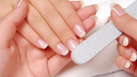 Spa manicure (handverzorging)